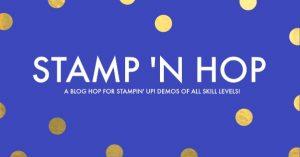 Stamp 'n Hop Logo