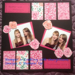 Scrapbook page 2