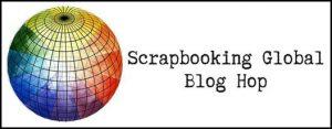 Scrap booking Global Blog Hop