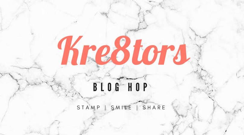 Kre8tors Blog Hop Title