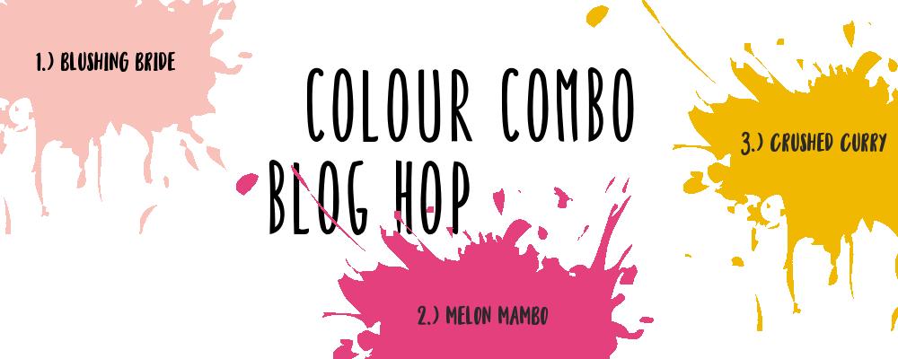 Colour Combo March 2020 colours