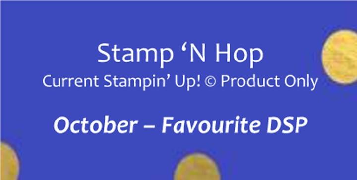 Stamp 'N Hop October 2020