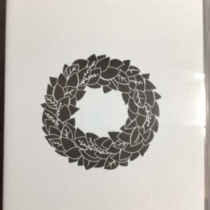 Wonderful Wreath stamp set
