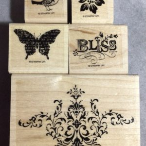 Bliss stamp set