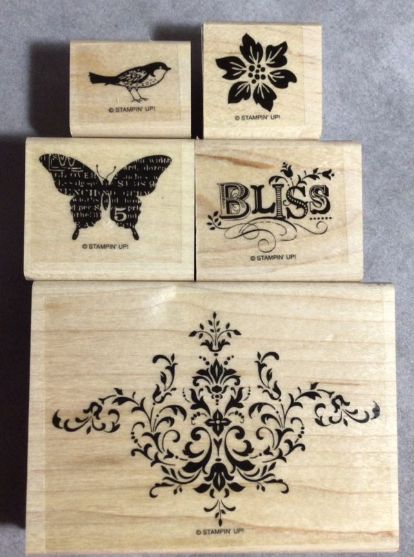 Bliss stamp set
