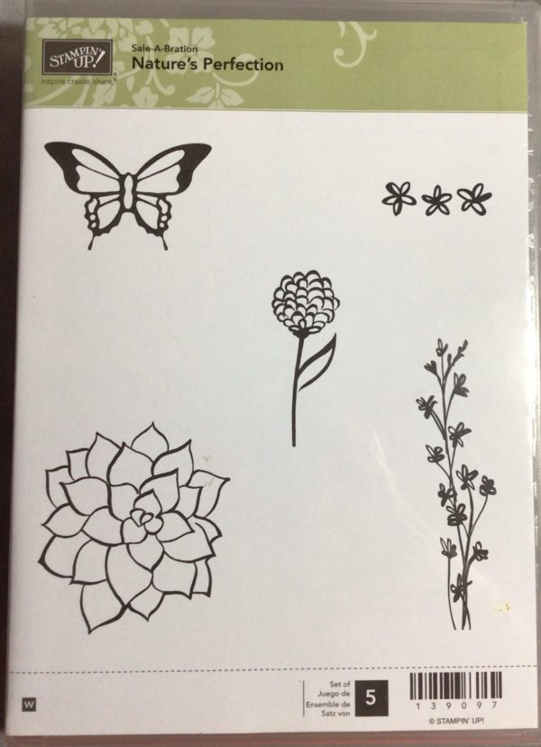 Nature's Perfect stamp set