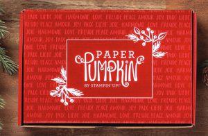 Paper Pumpkin Joy to the World Kit