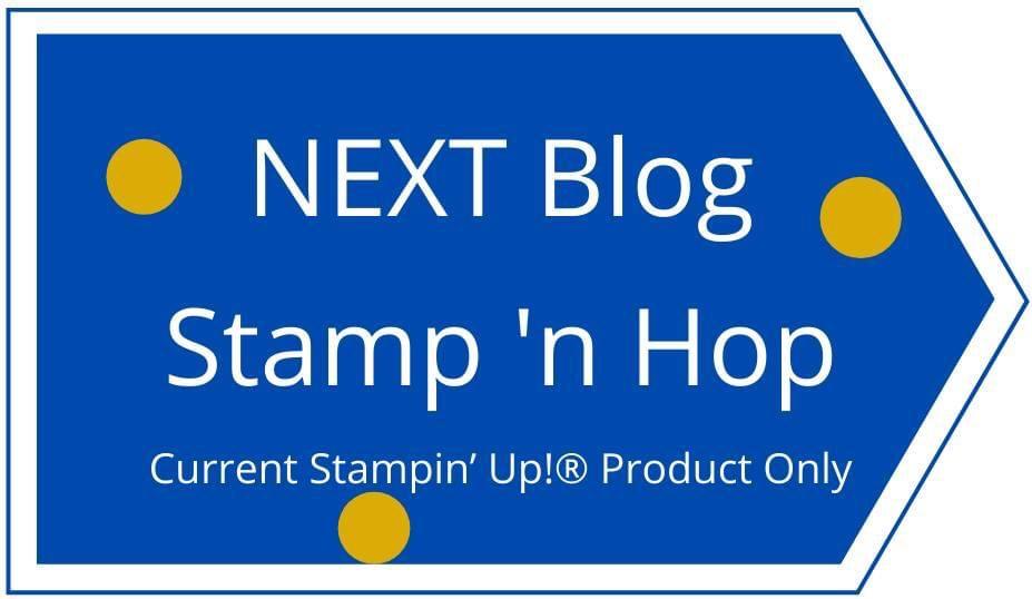 Stamp 'n Hop NEXT button