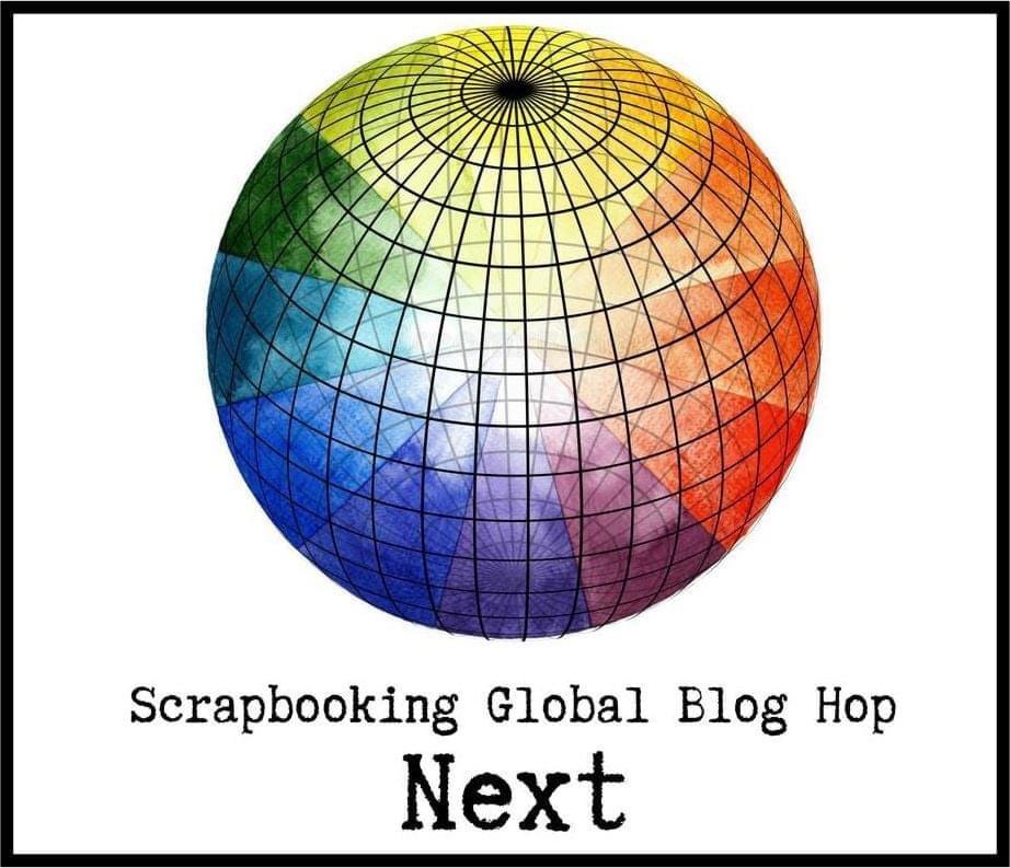 Scrapbooking Global Blog Hop NEXT button