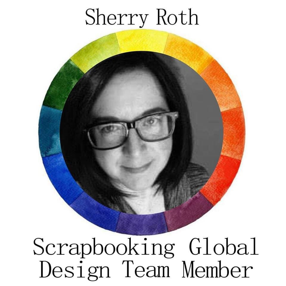 Photo of Sherry Roth this month's Design Team Member