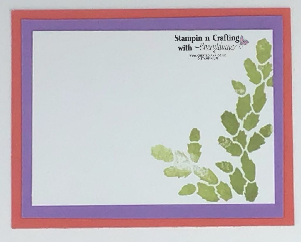 Photograph to show the title of the scrapbook layout
