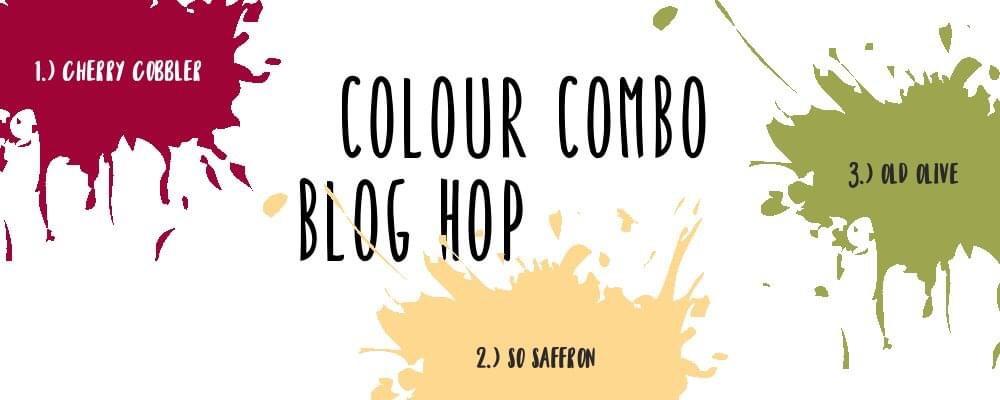 Logo image for Colour Combo Blog Hop - April 2021