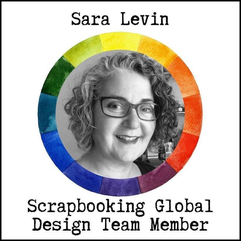 Photo of Scrapbooking Global Design Team Member